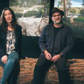 Seated in Seclusion <br> with Sharon Weiser-Ferguson and Eran Lederman