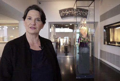 הדר ופאר ביהדות איטליה עם ג'ויה פרוג'ה, מנהלת האוספים והמחסנים באגף לאמנות ותרבות יהודית