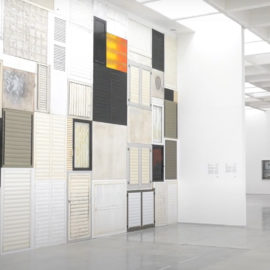 Shutters and Stairs: Elements of Modern Architecture in Contemporary Art with Aya Miron