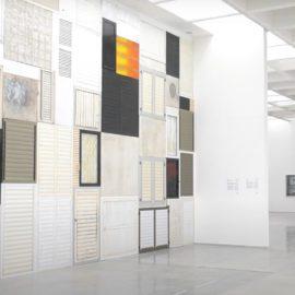 אמות וסיפים: אלמנטים של אדריכלות מודרנית באמנות עכשוית <br>תערוכה חדשה