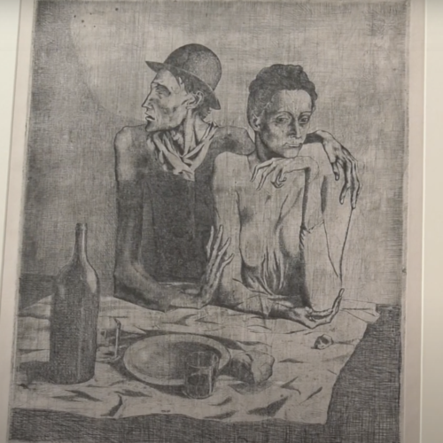 Pablo Picasso: A Look at Works on Paper from the Collection with Tanya Sirakovich