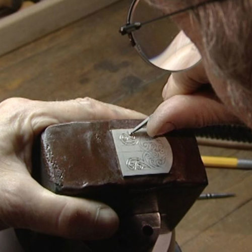 Engraving technique